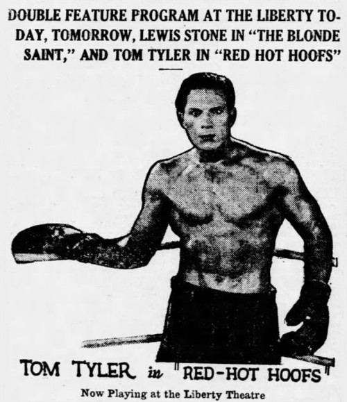 Picture of Tom Tyler in Red Hot Hoofs