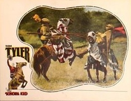 The Sonora Kid lobby card
